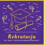 Rekrutacja do szkoły ponadpodstawowej