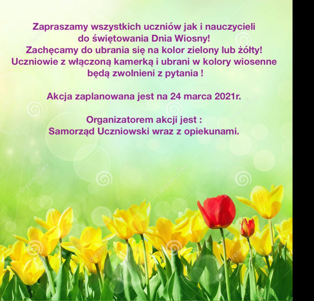 Wiosna z SU